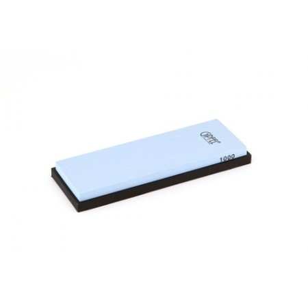 2906 GIPFEL Точильный камень для ножей STONE 18х6,0х1,5 см, корунд