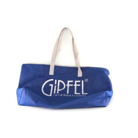 9703 GIPFEL Тканевая сумка для покупок 32х58х10 см