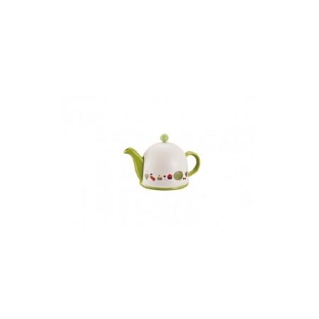 3843 GIPFEL Заварочный керамический чайник PELANGI 800 мл Зеленый