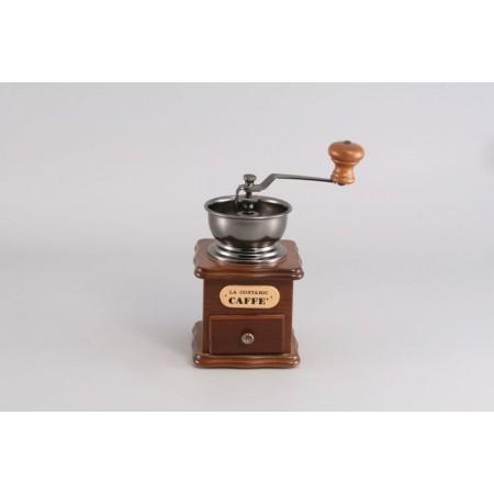 9230 GIPFEL Ручная кофемолка 10х10х17 см (дерево)